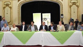 """""""Con la autogestión, los productores podrán ahorrar 200 millones de pesos"""", aseguró Sarquís"""
