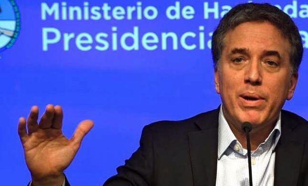 """Según el Gobierno la inflación de este año será de 42% y la del próximo de 25 por ciento. """"Es un presupuesto austero""""."""