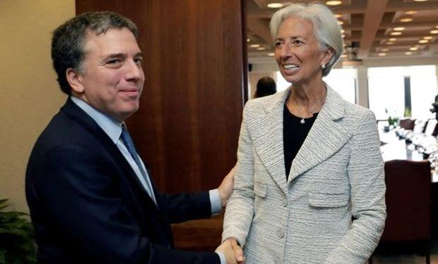 El Gobierno acudió al fondo para garantizar el financiamiento en dólares y dar una señal al mercado.