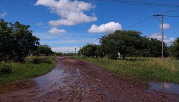 Santa Fe analiza declarar emergencia agropecuaria en el norte de la provincia
