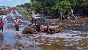 Santa Fe: entidades agrícolas expresaron su preocupación por las inundaciones