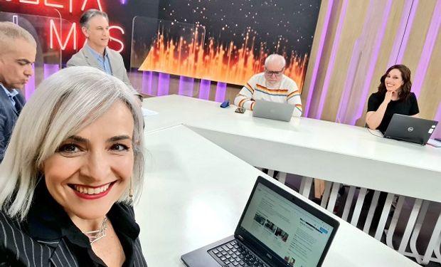 """""""Empecemos a ponerles nombre y apellido"""": la visión de Adriana Amado para mejorar la comunicación del campo"""