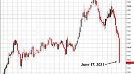 Récord: la soja tuvo hoy la mayor caída de la historia