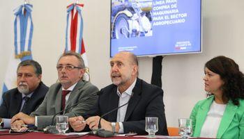Santa Fe lanzó una línea de financiamiento para compra de maquinaria agrícola