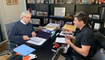 Vicentin: Fernández se reunió con el interventor y aclararon que no están aferrados a la expropiación