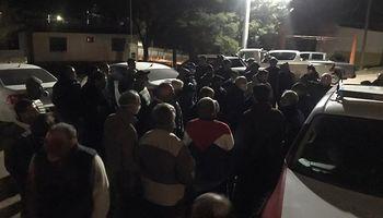 Productores cordobeses cortan la ruta tras la prohibición de ingresar a cosechar a San Luis
