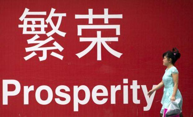 China ha sufrido una paulatina desaceleración de su crecimiento.
