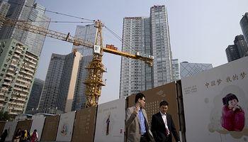 China creció 7% en el primer trimestre, el ritmo más lento en seis años
