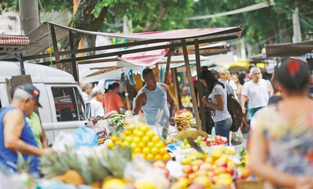 En el primer y segundo trimestre del año, el PBI brasileño se contrajo 0,8% y 2,1% respectivamente en relación a los tres meses previos.