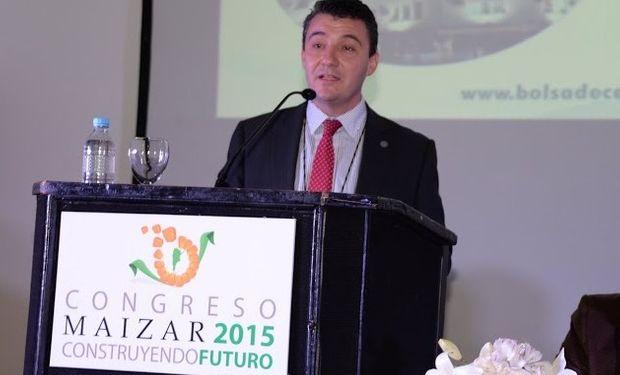 Ramiro Costa, economista jefe de la Bolsa de Cereales de Buenos Aires.
