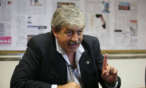 En diálogo con LA NACION, Buzzi advirtió que en los próximos meses empeorará la situación económica del agro.