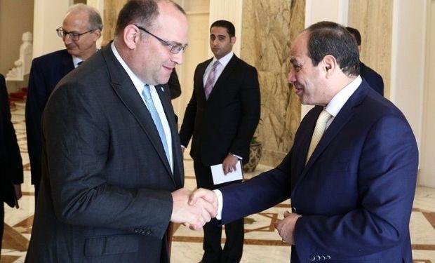 Se consolida la relación comercial con Marruecos y Egipto.