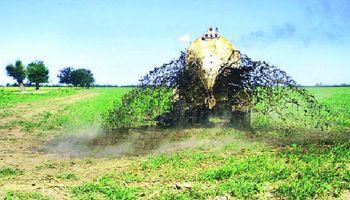 Problemas generados con residuos del ganado