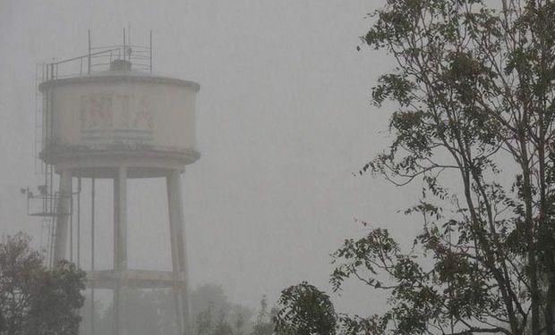 La mitad de Buenos Aires recibió más de 30 mm en los ultimos 4 días.