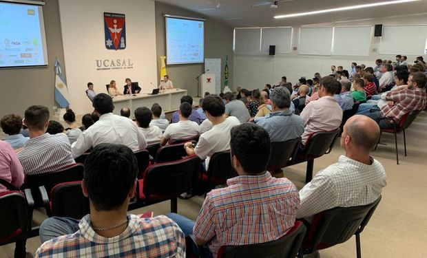 En total, participaron más de 1100 personas, 37 compañías del sector Agro y 13 Startups AgTech lograron presentar sus soluciones en tecnología