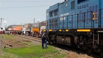 """Transportistas se oponen al Belgrano Cargas porque """"pierden mucho trabajo"""""""