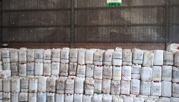 Pergamino inauguró un Centro de Almacenamiento Transitorio para envases de fitosanitarios
