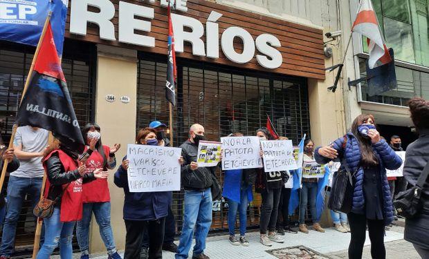Grabois convocó a una movilización en apoyo al Proyecto Artigas