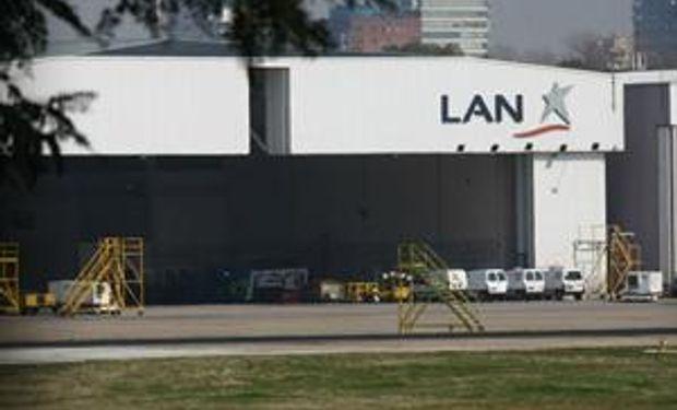 La Justicia ordena que LAN conserve el hangar
