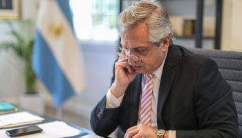 """Habló Fernández sobre el cepo al maíz: """"Pido que garanticen al argentino lo que consume"""""""