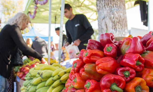 Dentro de alimentos, las frutas lideraron la suba.