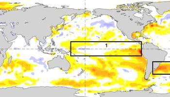 """Estiman un 67% de probabilidad de ocurrencia de """"El Niño"""""""