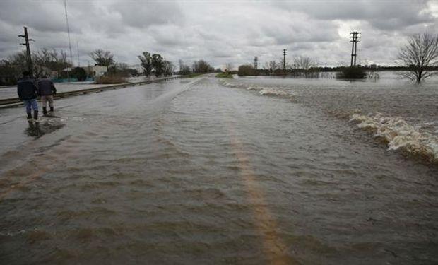 Especialistas consideran que las próximas inundaciones podrían ser peores que las de 1983, con 130.000 evacuados.