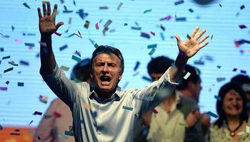Mauricio Macri gana las elecciones presidenciales