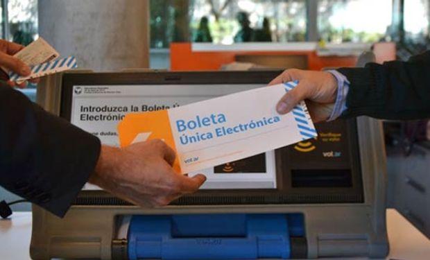 Más de dos millones y medio de personas se encuentran habilitados para votar.