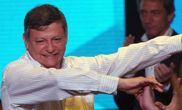 Domingo Peppo, candidato del Frente para la Victoria, ganó la gobernación de Chaco con más del 50 por ciento de los votos.