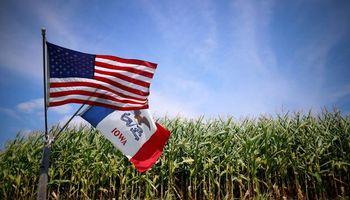 Elecciones en Estados Unidos: la confianza de los farmers alcanzó niveles récord durante octubre