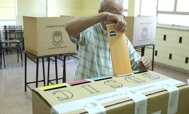 La Secretaría Electoral informó que hasta las 17 ya había votado el 70 por ciento del padrón de electores de la provincia de Santa Fe.