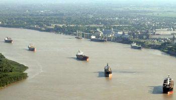 Se normalizaron los embarques en puertos