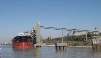63% de los embarques salieron del Gran Rosario