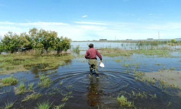 Inundaciones en Santa Fe