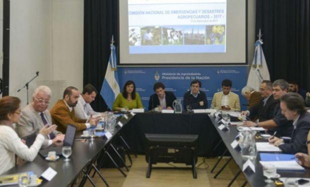 Santa Fe: la emergencia agropecuaria de la provincia será homologada a nivel nacional.