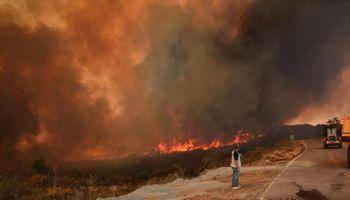 Sequía e incendios: Nación ampliará la emergencia agropecuaria en Córdoba y sumará a Corrientes y Chaco