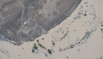 Chubut: fuertes pérdidas en el campo por el temporal