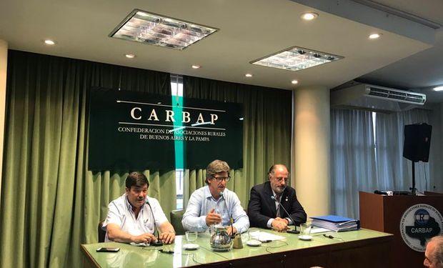 CARBAP decidió realizar un cese de comercialización.
