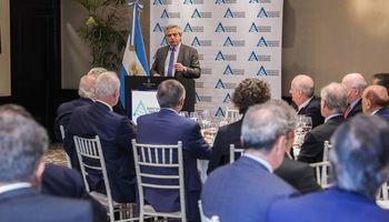Retenciones: Fernández propone una compensación para pequeños productores y cooperativas