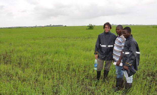 Una oportunidad de producción en Africa