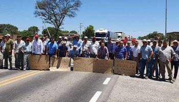 Productores del norte piden a Basterra que se los diferencie de la pampa húmeda