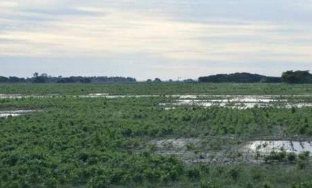 Cabe mencionar que luego tras la secuencia de precipitaciones, se continuaron observando escenarios de encharcamientos y anegamientos.