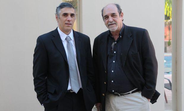Ing. Roberto Peralta e Ing. Daniel Igarzábal. Fuente: INCREMENTAR.