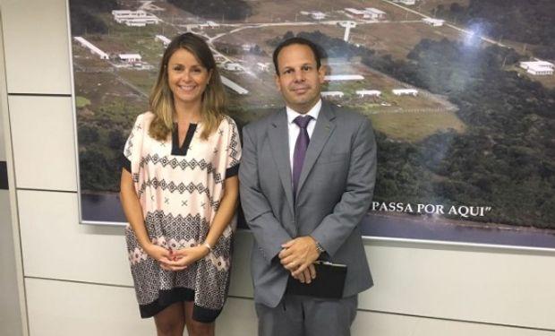 Buscan afianzar los vínculos con el socio comercial más fuerte del Mercosur.