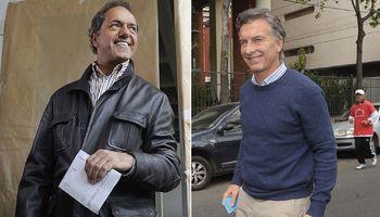Seis encuestas: tres ven una clara ventaja de Macri, pero otras tres ilusionan al sciolismo