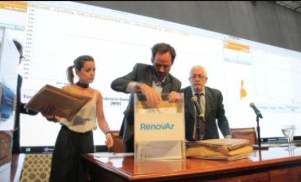 Se abrieron los sobres de 228 proyectos de energía renovable en la Ronda 2.