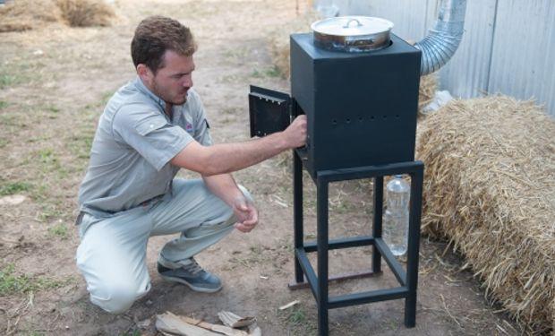 Se registraron alrededor de 30 artefactos para las funciones de cocción, calentamiento de agua, calefacción, bombeo de agua y refrigeración.