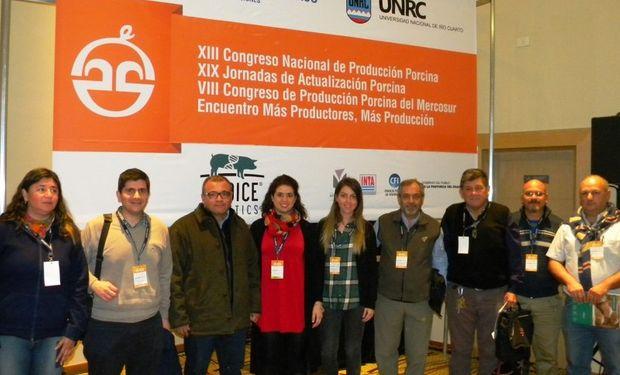 XIIIº Congreso Nacional de Producción Porcina en Chaco.