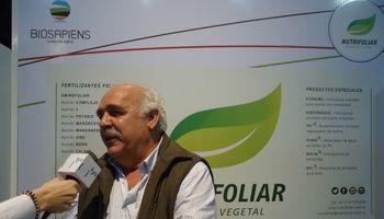 Nutrifoliar: tecnología de punta en Aapresid